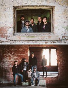 Drenalin + Precise: Cleveland Ohio Musician Photographer via Full Bloom Photography - band photography pose inspiration
