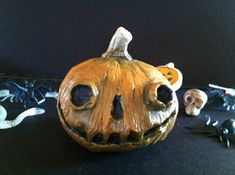 Mr. Chicken's Haunted Projects Blog: From the Shadow Farm A Pumpkin, Pumpkin Carving, 5th September, Really Cool Stuff, Lantern, Halloween, Projects, Blog, Log Projects