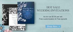 cheap wedding invitations at invitationstyles