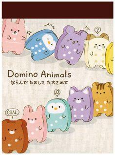 Crux Domino Animal Cookies Mini Memo Pad Japanese Stationery, Kawaii Stationery, Cute Bento Boxes, Korean Brands, Kawaii Stuff, Cool Pools, Totoro, Studio Ghibli, Pop Culture