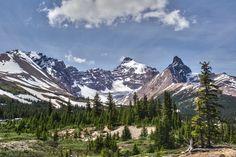 Free stock photo of Alberta alpine banff