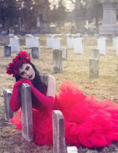 Rotes Gotische
