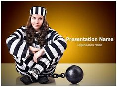 Prisoner In Uniform Powerpoint Template is one of the best PowerPoint templates by EditableTemplates.com. #EditableTemplates #PowerPoint #Cuff #Captive #Ball #Lawbreaker #Criminal #Jail #Hooligan #Bondage #Jailbird #Thief #Female #Guilt #Handcuffed #Handcuff #Chain #Detainee #Law #Police #Punishment #Striped #Prison #Convict #Security #Shackles #Offender #Justice #Sexy #Gangster #Detention #Arrest #Crime #Woman #Lock #Prisoner #Illegal #Young #Prisoner In Uniform #Inmate #Custody
