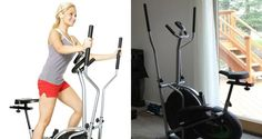 Body Rider BRD2000 Elliptical Trainer Review.