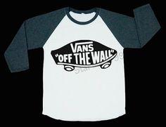VANS Off The Wall Shirts