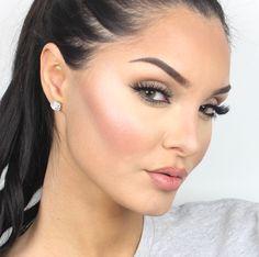 Contour highlight anastasia contour kit makeupbyevon #makeupbyevon