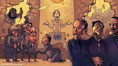 Los EEUU vs la ONU: La lucha por el derecho internacional real.