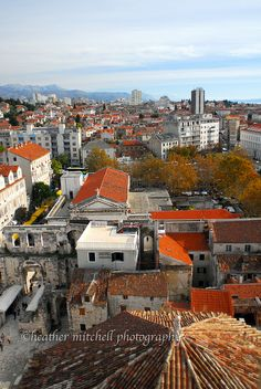 Split, Croatia. My great grandparents are from a village just outside Split