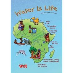 $.99 - Download a series of thoughtfully crafted activities children gain insight into the water cycle, as well as learn important facts that can help break the cycle of diseases, such as malaria.