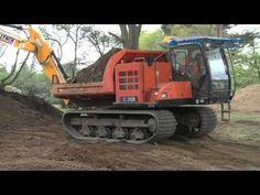 Land & Water Tracked Dumper