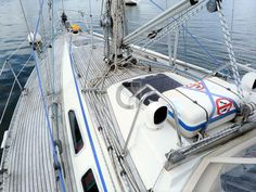 1995 Sweden Yachts 370