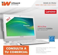 Ofertón Lenovo All-in-One S200z en Infowork