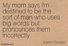 karen russell quotes - Google Search