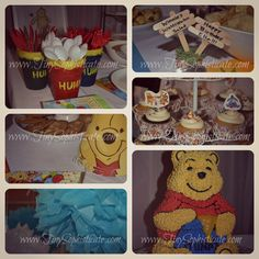 Winnie The Pooh Party | TinySophisticate