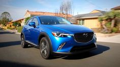 2016 Mazda CX-3 - Review & Road Test
