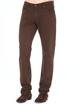 b741ffc8f521 AG Jeans The Graduate - Coffee on shopstyle.com Spencer Reid