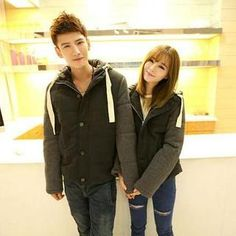 Buy 'Evolu – Hooded Padded Couple Jacket' with Free International Shipping at YesStyle.com. Browse and shop for thousands of Asian fashion items from China and more!