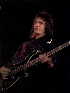 Benjamin Orr, from an article in the January 1981 edition of HIT PARADER magazine, page 8