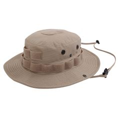 751f7d4e147 Mens Military Hat - Boonie Hat Tactical RipStop