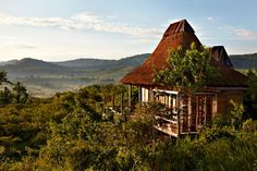 The African Hotel, what a beautiful nature.  #travel #nature #hotel #inspiration