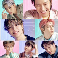 Taemin, Shinee, Nct 127, Superm Kpop, Exo Songs, Lucas Nct, Funny Kpop Memes, Boyfriend Pictures, Naruto Kakashi