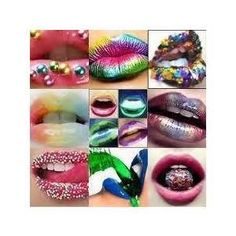 lipstick designs - Bing Images