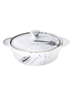 DoveWare 2.5QT. Flame Proof Stewpot