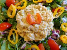 "Happy Herbivore ""Tuna"" salad - Vegansprout reviews"