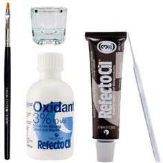 http://www.nihrida.com: Tinting Eyebrows with Refectocil Eyelash ...