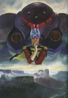 Post with 49 votes and 3835 views. Shared by SmoothJazzRayner. Gundam 0078 paintings by Yasuhiko & Takani. ガンダム The Origin, Gundam Wallpapers, Gundam Mobile Suit, Gundam Art, Custom Gundam, Mecha Anime, Old Anime, Manga Artist, Gundam Model