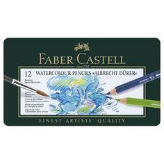 Faber-Castell Albrecht Dürer Aquarellstifte 60er Metalletui
