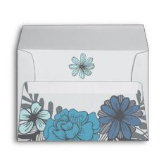 Coordinating envelopes, inserts, thank you cards. For all types of weddings. Floral Wedding Envelopes, Wedding Stationary, Wedding Invitations, Custom Envelopes, Retro Floral, Thank You Cards, Rsvp, Decorative Boxes, Events