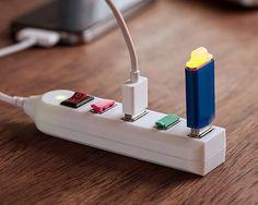 USB + USB + USB...
