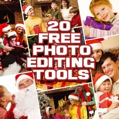 20 Free Photo Editing Tools Beyond Photoshop Posted inDesign, Design Tools by Nayab Sh on 21 March 2014