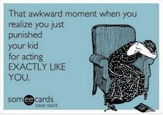 It's extremely awkward, yes Via -> Some eCards Exactly Like You, I Love My Son, Parenting Memes, When You Realize, Awkward Moments, Someecards, My Boys, I Laughed, Acting