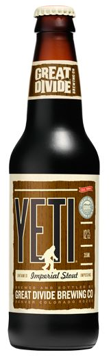 Yeti Imperial Stout: not an IPA or a Pale ale but damn YETI!!!! A must try for their logo awesomeness!