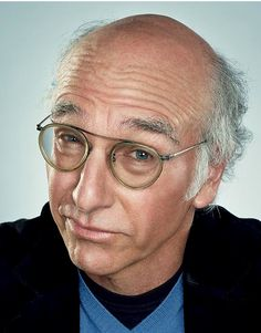Jewish Top 10s: Contemporary Comedians - Larry David