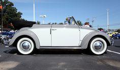 Volkswagen Beetle Karmann Kabriolett : 1955   Cartype