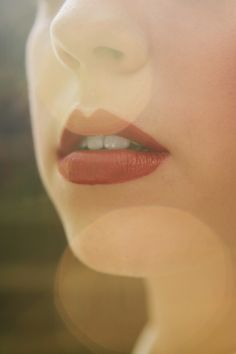 Matte lips are a must-have this Fall.