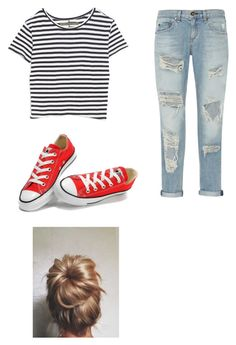 Mall cutie by emma-tomlinson-ii on Polyvore featuring polyvore, fashion, style, Enza Costa, rag & bone and Converse