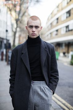 Street looks à la Fashion Week homme de Londres|19