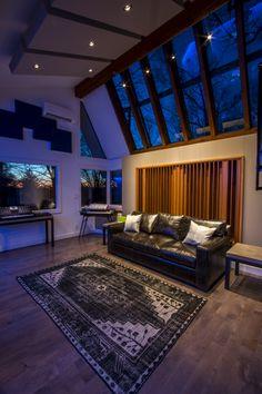 studio q1 at quad recording studios nyc via sonicscoopcom home recording studio pinterest studio music studios and studio design - Recording Studio Design Ideas