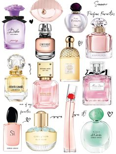 Perfume Hermes, Parfum Chanel, Perfume Genius, Best Perfume, Best Womens Perfume, Pink Perfume, Perfume Scents, Perfume Bottles, Perfume Collection