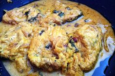 Hunger Insomnia: Rohu Fish with curd