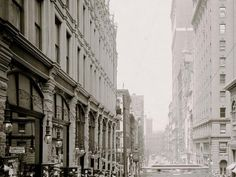 'Pittsburg, Pa., Fifth Avenue, Looking North' Photo - | Art.com Pittsburg Pa, Pittsburgh City, Find Art, Framed Artwork, Multi Story Building, Street View, Photo Art