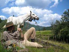 Erdélyi lovastúra Horse Riding, Bike, Horses, Holiday, Animals, Bicycle, Vacations, Animales, Animaux