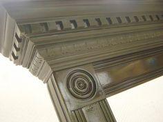 Nice molding details