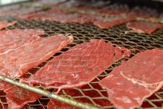 Question: What is the Best Cut of Meat for Making Beef Jerky? Tender Beef Jerky Recipe, Chicken Jerky Recipe, Deer Jerky Recipe, Smoked Beef Jerky, Best Beef Jerky, Homemade Beef Jerky, Smoker Jerky Recipes, Jerkey Recipes, Beef Jerky In Smoker