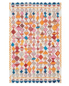 Pin for Later: Moroccan Rugs Cheap. Shop for nuLOOM Soft and Plush Handmade Moroccan Diamond Multi Shag Rug x and more for everyday discount prices at - Your Online Home Decor Store! Plush Area Rugs, Warm And Cool Colors, Bright Colors, Moroccan Pattern, Contemporary Area Rugs, Contemporary Design, Rugs Usa, Buy Rugs, Rug Making