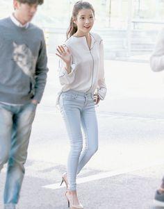 IU Airport Fashion